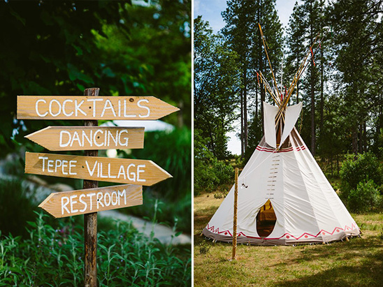 teepee wedding copy