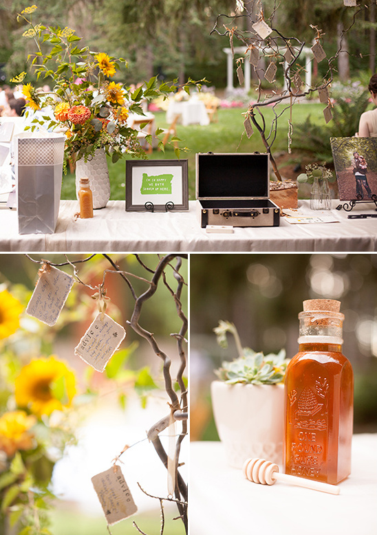 guest book table decor ideas