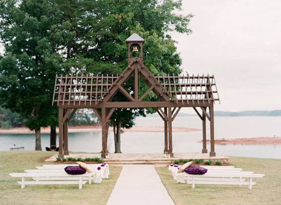 Lake Lanier Islands a Georgia wedding venue