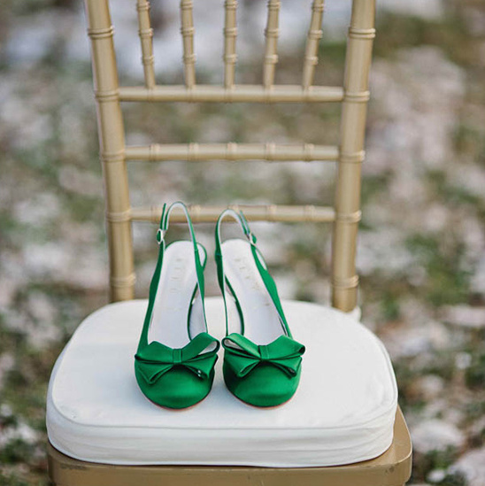 BHLDN green shoes