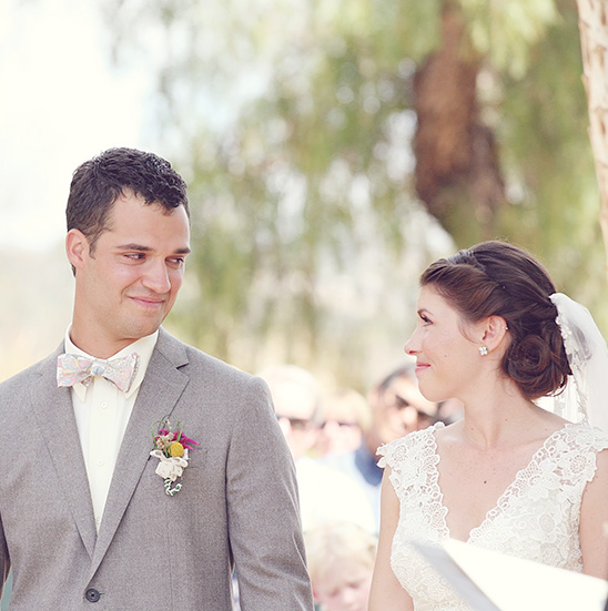 outdoor wedding captured by Sequins and Candy