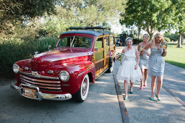 Santa Barbara, Elings Park Wedding