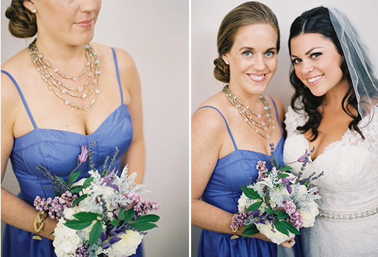 perwinkle blue bridesmaid dress