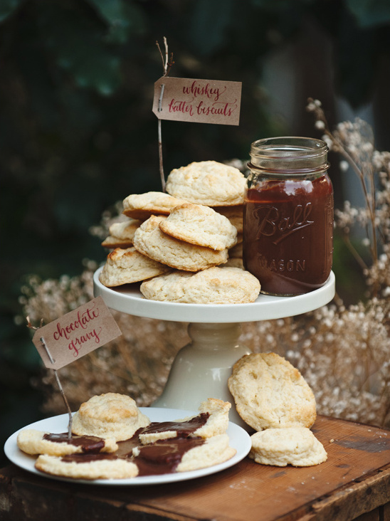 whiskey butter biscuits