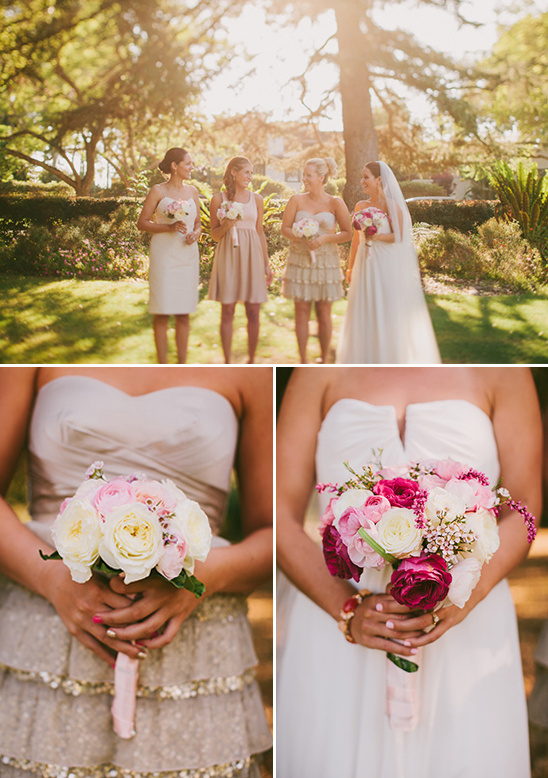 pink wedding bridal wedding bouquet