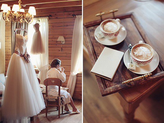 Classic And Elegant Russian Wedding