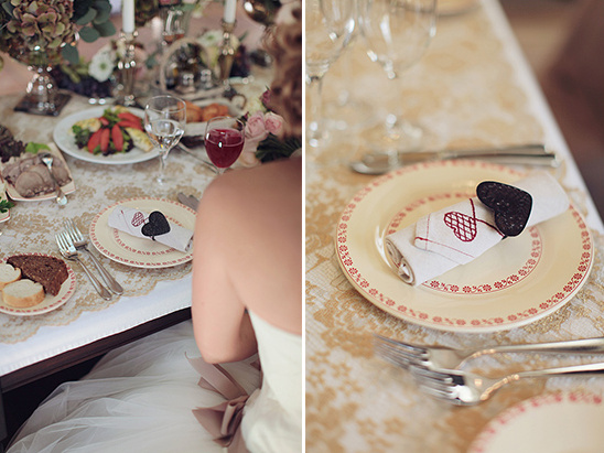 heart wedding ideas