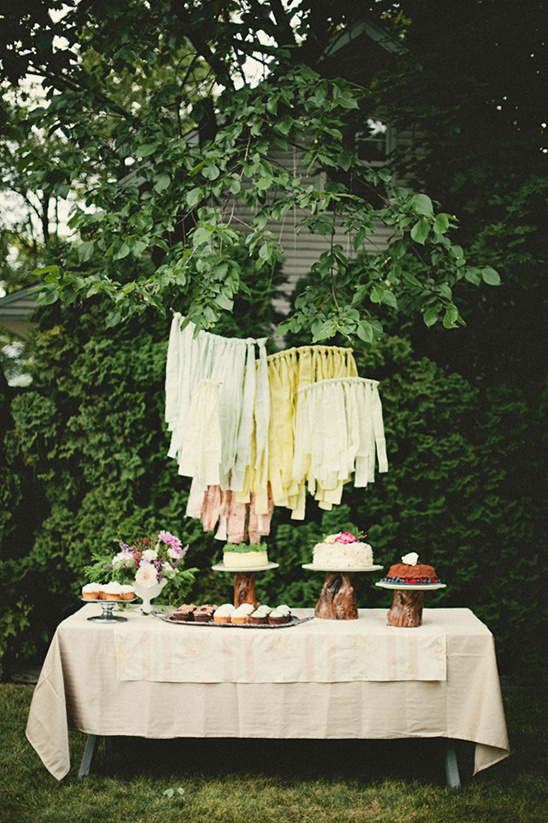 easy dessert table ideas