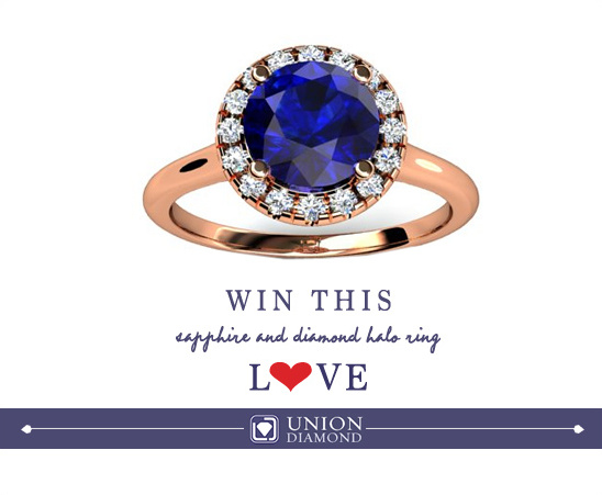 Win This Ring From Union Diamond