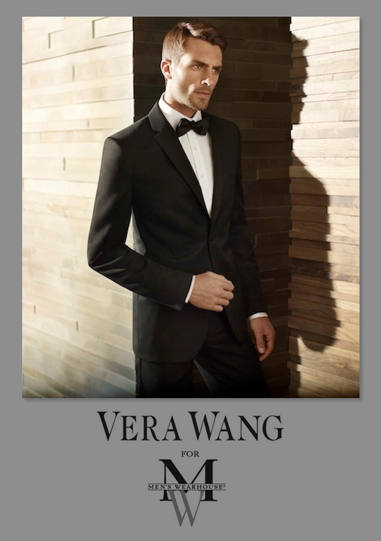 Vera Wang Men's Wearhouse
