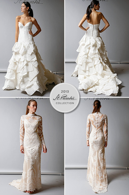 See The Entire St Puchhi 2013 Bridal Collection