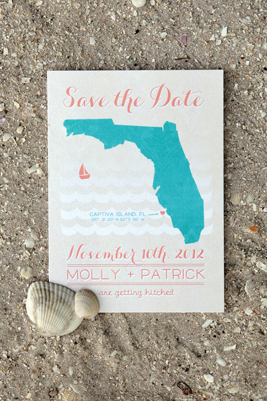 beachy save the date