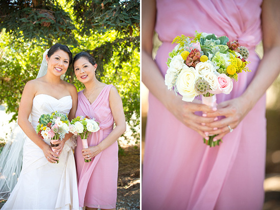 pink bridesmaid dress ideas
