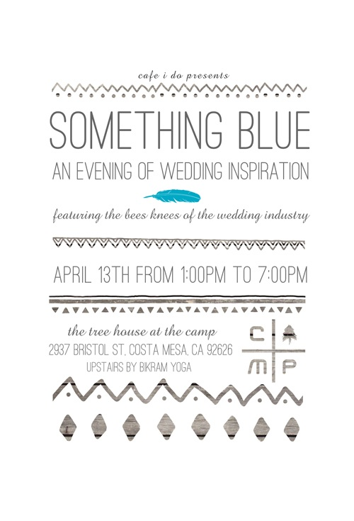 Something Blue Event