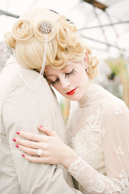 eclectic bridal looks