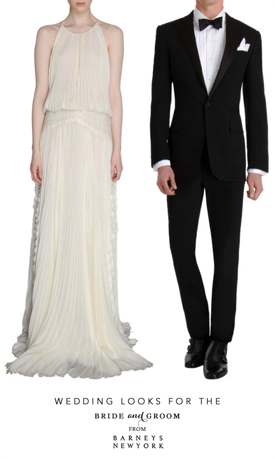 Barneys New York Bridal Looks