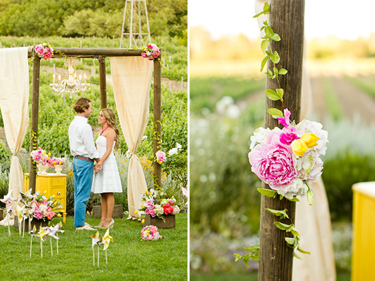 Perfect Relaxed Wedding Ideas
