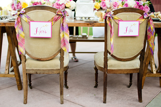 hers and his chair signs