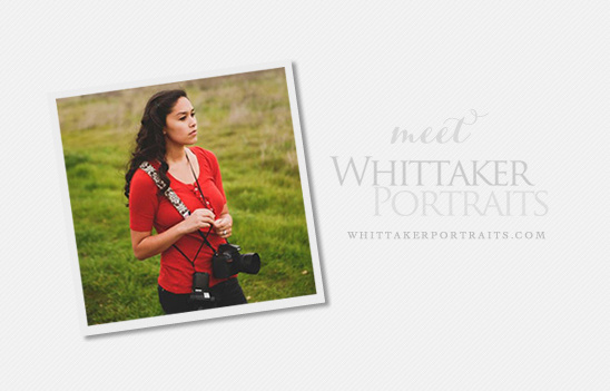 Whittaker Portraits
