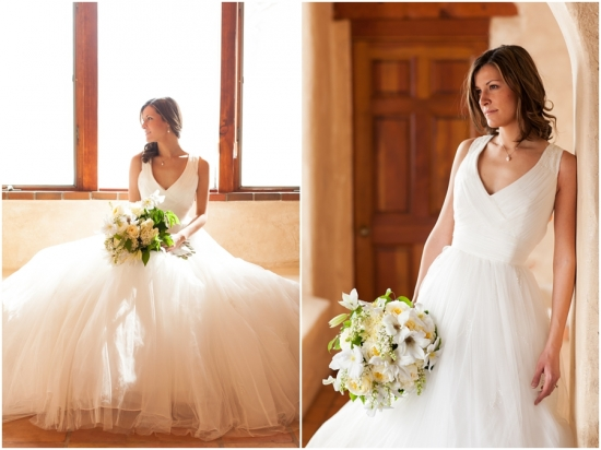 White on white bridal bouquet ideas for Wedding dresses grand junction co