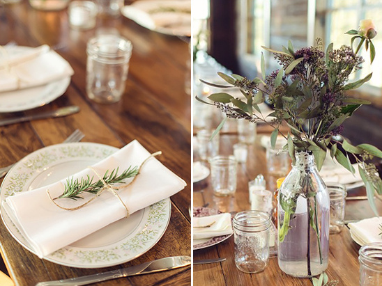 rustic wedding table decorations rustic vintage wedding at thistle springs ranch 7229