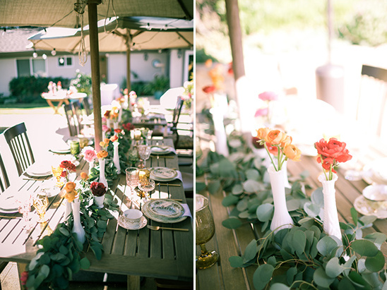 Outside Bridal Shower Ideas