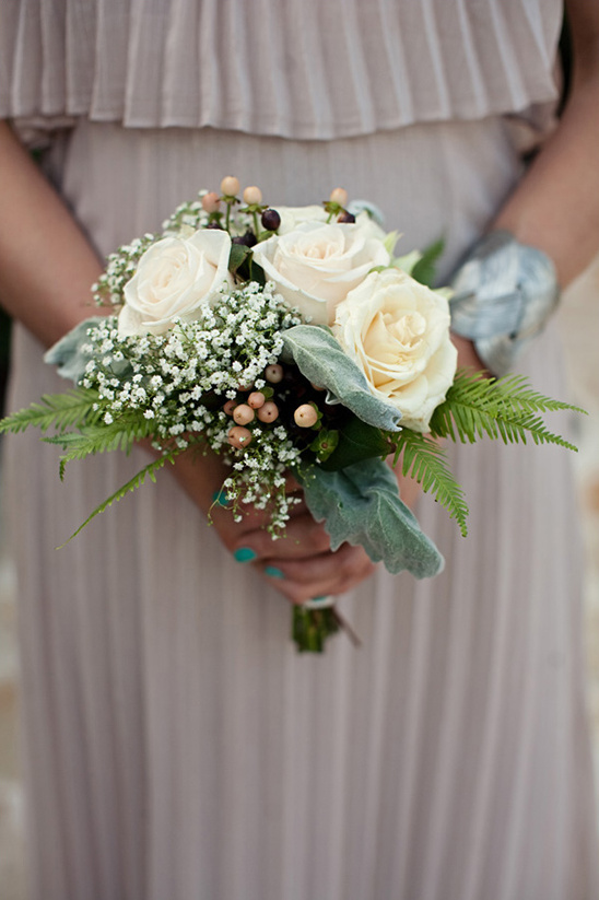 bridesmaid bouquet by Fantasy Floral Designs
