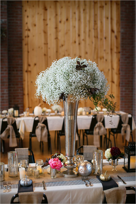 centerpieces by Munster Rose