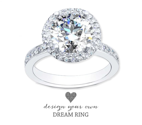 design your own engagement ring wedding - Design Your Wedding Ring