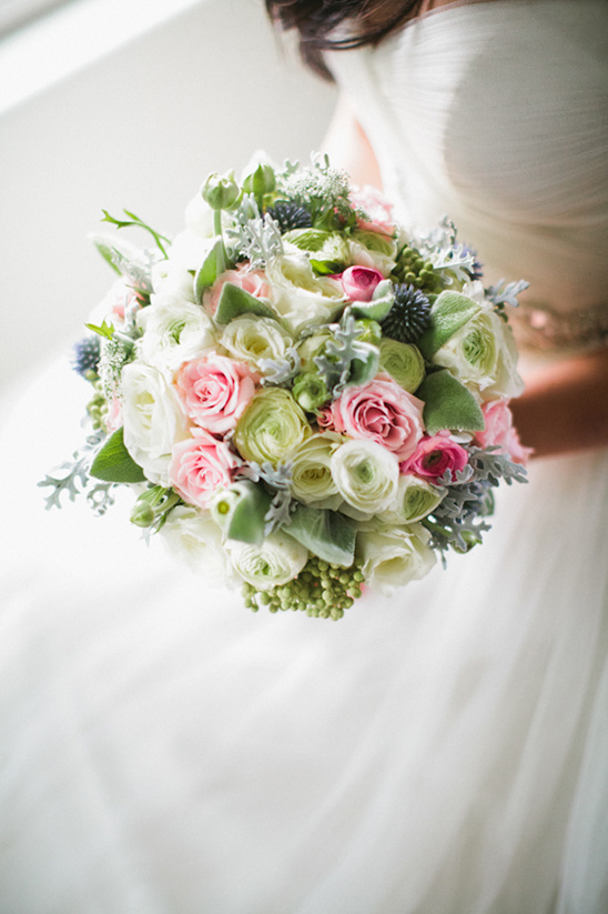 wedding bouquet by Layers of Lovely