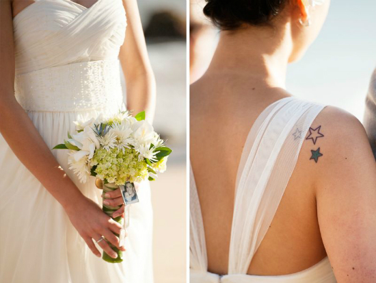 Betsy Couture Maui wedding gown
