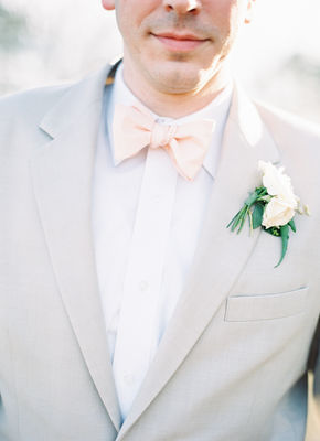 Soft And Romantic Kentucky Derby Wedding Inspiration