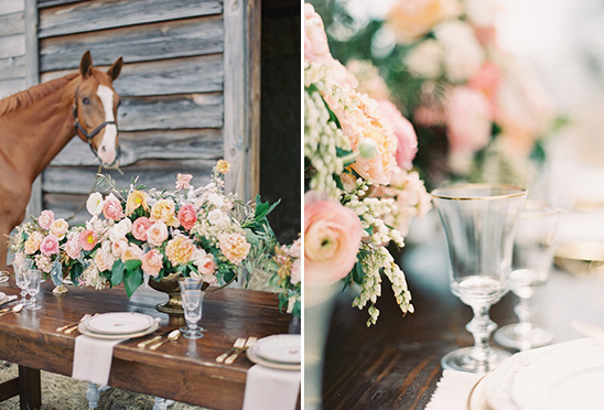 outdoor barn wedding reception ideas