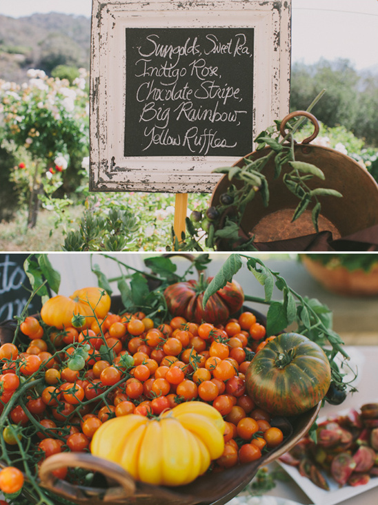 fall garden wedding decoration ideas