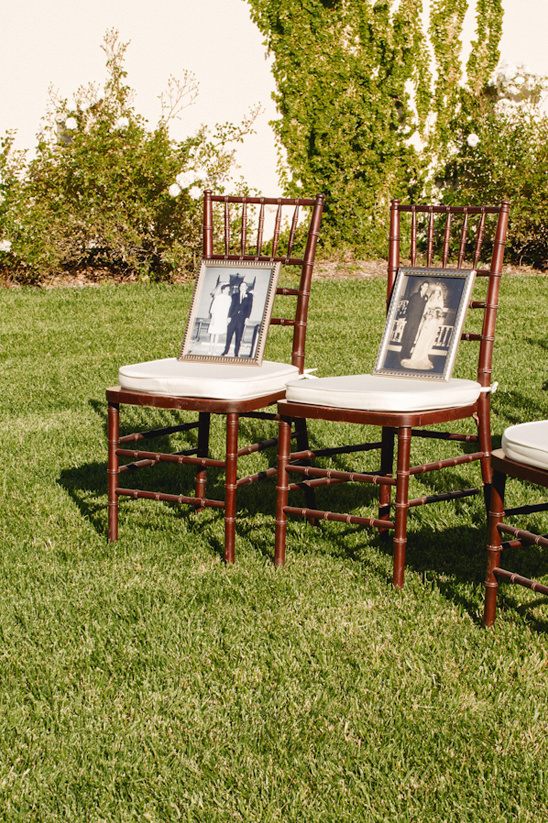 remembrance chairs