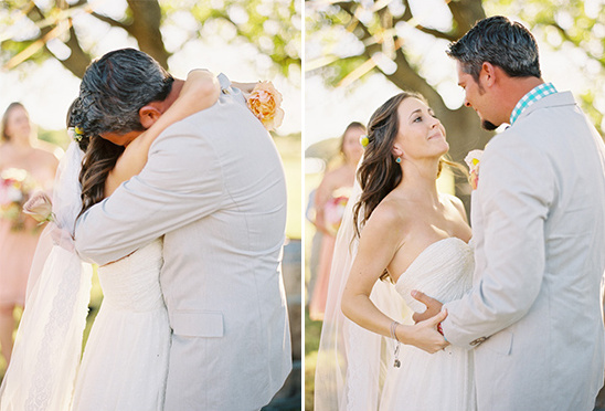outdoor wedding ceremony photographed by Ryan Ray Photography