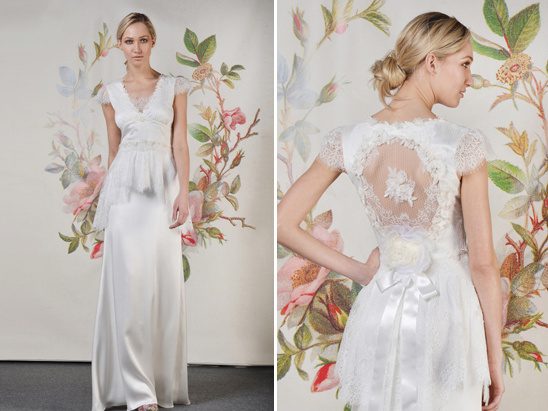 Claire Pettibone Spring 2014 Bridal Collection