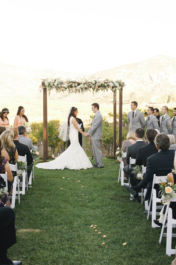1 80 Orfila Vineyards And Winery Wedding