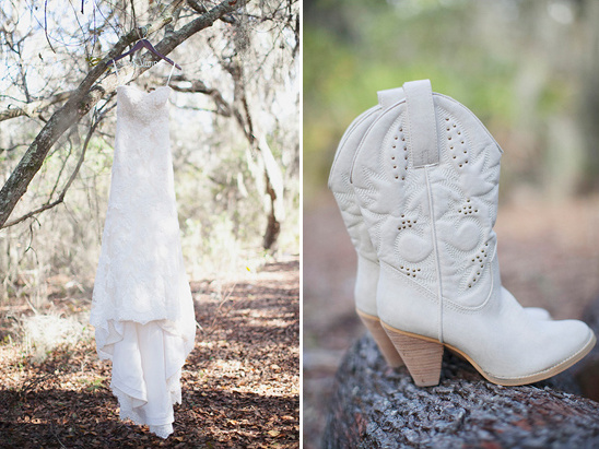 southern bridal looks