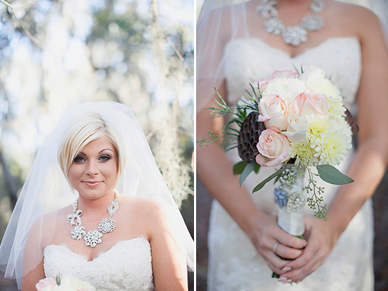 bridal look and feel