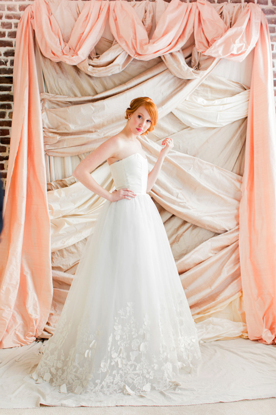 LulaKate Classic Bridal Collection — Gardner Gown