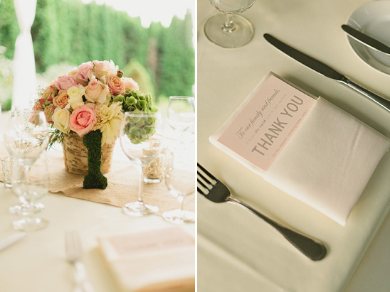 place settings ideas