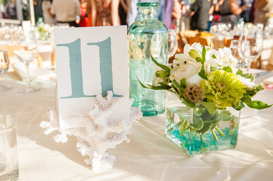 ocean table decoration ideas