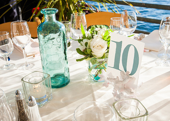 easy ocean wedding ideas