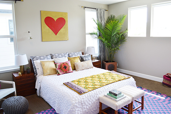 Wedding chicks bedroom redesign by simply grove for Redesign bedroom