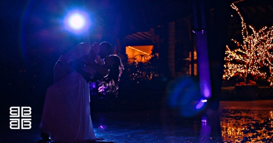 four season's costa rica wedding