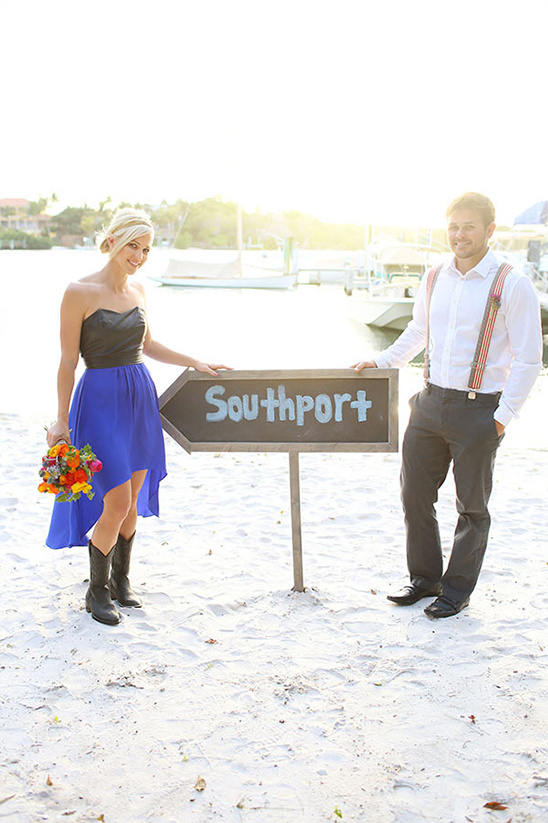 southport sign