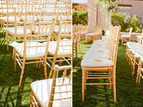 ceremony seating style ideas