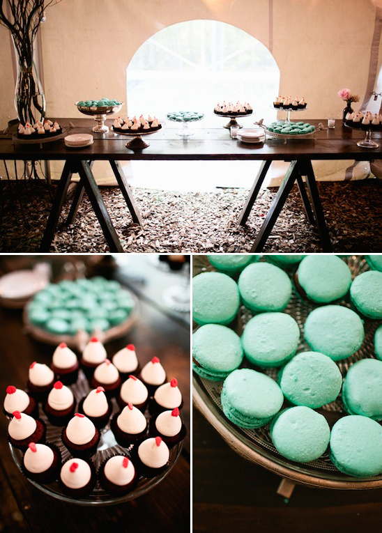 desserts by Sweets Bakeshop