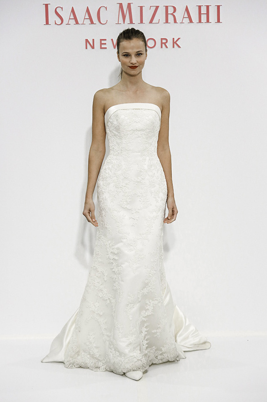 Isaac Mizrahi for Kleinfeld – SS2014 Collection